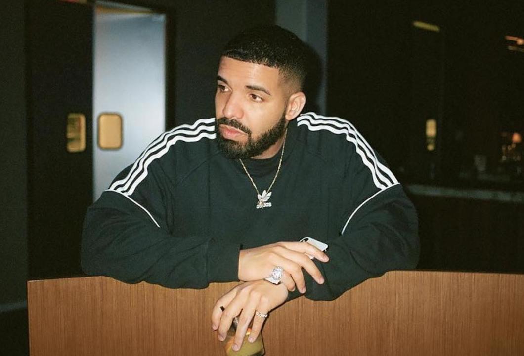 Drake-drinking